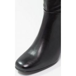 Anna Field Muszkieterki black. Czarne buty zimowe damskie marki Anna Field, z materiału. W wyprzedaży za 146,30 zł.