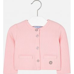 Mayoral - Sweter dziecięcy 68-98 cm. Szare swetry rozpinane damskie Mayoral, z bawełny. Za 64,90 zł.