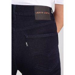 Boyfriendy damskie: Levi's® Line 8 LEVIS LINE 8 HIGH SKINNY Jeans Skinny Fit midnight