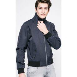 Calvin Klein Jeans - Kurtka Osker. Szare kurtki męskie jeansowe marki Calvin Klein Jeans, l. W wyprzedaży za 399,90 zł.