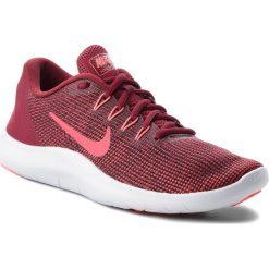 Buty NIKE - Flex 2018 Rn AA7408 600 Team Red/Flash Crimson. Czerwone buty do biegania damskie marki KALENJI, z gumy. W wyprzedaży za 249,00 zł.