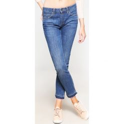 Topshop BAXTER   Jeansy Slim Fit dirtydirty. Szare jeansy damskie relaxed fit marki Topshop. Za 239,00 zł.