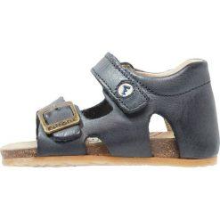 Falcotto Sandały blau. Niebieskie sandały męskie skórzane Falcotto. Za 269,00 zł.