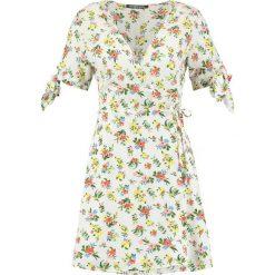 Sukienki: Fashion Union GALA FLORAL TEA Sukienka letnia white