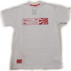 Koszulki sportowe męskie: PROJEKT 86 Koszulka T-shirt 004WT biała r. M (921370)