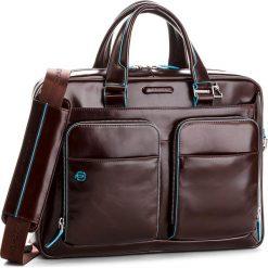 Torba na laptopa PIQUADRO - CA2849B2/MO Bordowy. Czerwone torby na laptopa Piquadro, ze skóry. W wyprzedaży za 1709,00 zł.