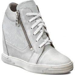 Sneakersy damskie: Sneakersy KARINO - 1176/078-P Srebrny