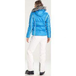 Icepeak YASMIN Kurtka narciarska sky blue. Niebieskie bomberki damskie Icepeak, z materiału, narciarskie. W wyprzedaży za 439,20 zł.