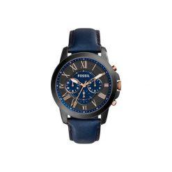 Fossil - Zegarek FS5061. Różowe zegarki męskie marki Fossil, szklane. Za 699,90 zł.