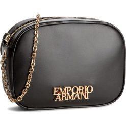 Torebki klasyczne damskie: Torebka EMPORIO ARMANI - Y3B091 YDA8D 80001 Black