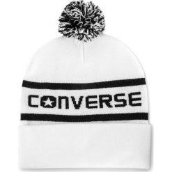 Czapka CONVERSE - 562339 White. Białe czapki damskie Converse, z materiału. Za 89,00 zł.