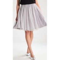 Spódniczki trapezowe: Lace & Beads VAL  Spódnica trapezowa grey