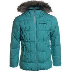 Columbia GYROSLOPE Kurtka narciarska pacific rim. Niebieskie kurtki damskie narciarskie Columbia, z materiału. W wyprzedaży za 208,45 zł.
