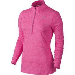 Bluzy rozpinane damskie: bluza do biegania damska NIKE ELEMENT HALF ZIP / 685910-639 - NIKE ELEMENT HALF ZIP