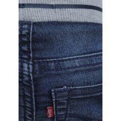 Levi's® RIBO Szorty jeansowe blue. Brązowe spodenki chłopięce marki Levi's®, z bawełny. Za 169,00 zł.