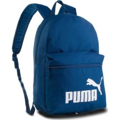 Plecak PUMA - Phase Backpack 075487 09 Limoges. Niebieskie plecaki męskie Puma, z materiału, sportowe. Za 89,00 zł.
