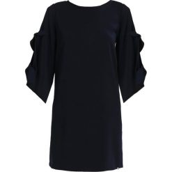 Sukienki hiszpanki: Rich & Royal DRESS WITH BOW DETAILS Sukienka letnia deep blue