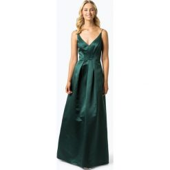 Swing - Damska sukienka wieczorowa, zielony. Zielone sukienki balowe marki Reserved, z wiskozy. Za 599,95 zł.