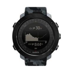 Suunto Zegarek męski Traverse Alpha Concrete czarny (SS023446000). Czarne zegarki męskie marki Suunto. Za 1499,00 zł.