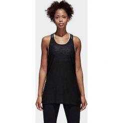 Bluzki damskie: Adidas Koszulka damska W ID Loose Tank czarna r. S (CG1006)