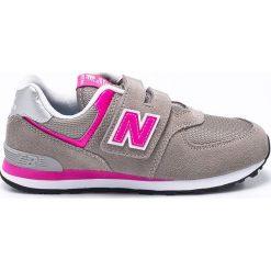 Buty sportowe dziewczęce: New Balance – Buty dziecięce YV574GP