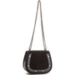 Torebka CREOLE - K10488  Czarny. Czarne torebki klasyczne damskie Creole, ze skóry. W wyprzedaży za 169,00 zł.