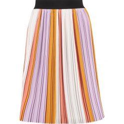 Spódniczki plisowane damskie: Soaked in Luxury TROYA  Spódnica plisowana purple