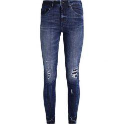 Scotch & Soda HAUT Jeansy Slim Fit lucky shot. Szare jeansy damskie relaxed fit marki Scotch & Soda. W wyprzedaży za 398,30 zł.