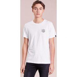Rag & bone DAGGER EMBROIDERY  Tshirt basic white. Białe t-shirty męskie rag & bone, l, z bawełny. Za 459,00 zł.