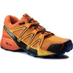 Buty do biegania męskie: Buty SALOMON - Speedcross Vario 2 400711 27 V0 Bright Marigold/Scarlet Ibis/Surf The Web
