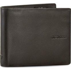 Duży Portfel Męski STRELLSON - Carter 4010001192 Black 900. Czarne portfele męskie marki Strellson, ze skóry. W wyprzedaży za 189,00 zł.