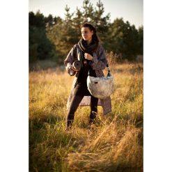Huba Yoga White. Białe torby na ramię męskie Pakamera, w paski, na ramię. Za 140,00 zł.