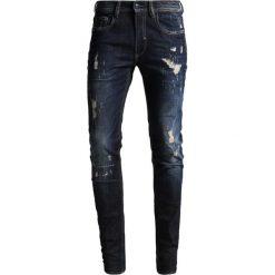 Jeansy męskie regular: Kaporal PIXEL Jeansy Straight Leg full destroy
