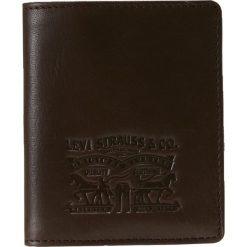 Portfele męskie: Levi's® CARD WALLET Portfel dark brown