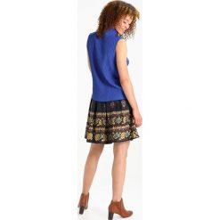 Bluzki asymetryczne: Moves SELICA Bluzka clematis blue