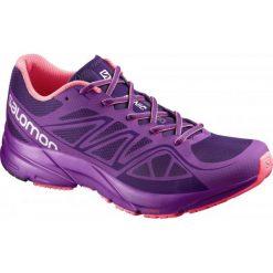Salomon Buty Do Biegania Sonic Aero W Cosmic Purple/Azalee Pink/Madder Pink 39.3. Szare buty do biegania damskie marki Salomon. W wyprzedaży za 349,00 zł.