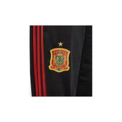 Spodnie treningowe Dziecko adidas  Spodnie reprezentacji Hiszpanii. Czarne spodnie chłopięce marki Adidas. Za 169,00 zł.
