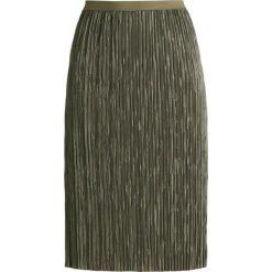 Spódniczki: Betty & Co Spódnica plisowana green oak