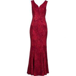 Długie sukienki: Sukienka wieczorowa bonprix czerwony