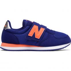 New Balance KV220BOY. Niebieskie buty sportowe chłopięce marki New Balance, z materiału. W wyprzedaży za 159,99 zł.