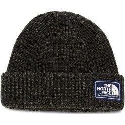 Czapka THE NORTH FACE - Salty Dog Beanie T93FJWJK3 Tnf Black. Czarne czapki zimowe damskie The North Face, z materiału. Za 129,00 zł.