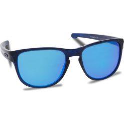 Okulary przeciwsłoneczne OAKLEY - Sliver R OO9342-09 Matte Translucent Blue/Sapphire Iridium. Niebieskie okulary przeciwsłoneczne męskie aviatory Oakley, z tworzywa sztucznego. W wyprzedaży za 449,00 zł.