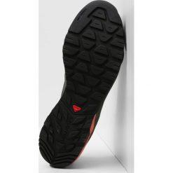 Salomon X ALP SPRY Obuwie hikingowe castor gray/beluga/living coral. Szare buty sportowe damskie marki Salomon. Za 529,00 zł.