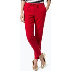 Spodnie sportowe damskie: Marie Lund – Spodnie damskie, czerwony