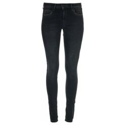 Pepe Jeans Jeansy Damskie Lola 30/30 Ciemny Niebieski. Niebieskie jeansy damskie Pepe Jeans. Za 435,00 zł.