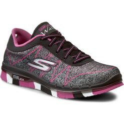 Buty SKECHERS - Ability 81082L/BKHP Black/Hot Pink. Niebieskie buty do fitnessu damskie marki Skechers. W wyprzedaży za 169,00 zł.