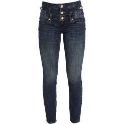 Liu Jo Jeans RAMPY Jeansy Slim Fit denim blue. Niebieskie boyfriendy damskie Liu Jo Jeans. Za 599,00 zł.