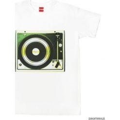 T-shirty męskie: koszulka GRAMOFON DUAL LEMON tshirt