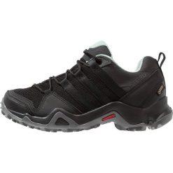 Adidas Performance TERREX AX2R GTX W Obuwie do biegania Szlak core black/ash green. Brązowe buty do biegania damskie marki adidas Performance, z gumy. Za 499,00 zł.
