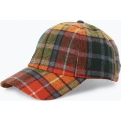Finshley & Harding London - Męska czapka z daszkiem, czerwony. Czerwone czapki z daszkiem męskie Finshley & Harding London, z wełny, klasyczne. Za 99,95 zł.